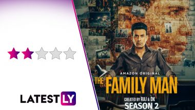 The Family Man Season 2 Review: Manoj Bajpayee and Samantha Akkineni's Series Feels a Major Disappointment in Its Second Outing (LatestLY Exclusive)