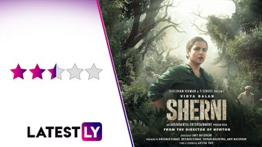 Sherni Movie Review: It's a Roaring Vidya Balan Show in This Social Drama That Feels a Weaker Followup to Newton (LatestLY Exclusive)