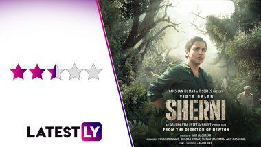 Sherni Movie Review: Vidya Balan Roars in This Social Drama!