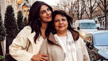 Priyanka Chopra Wishes Mother Madhu Chopra a Happy Birthday by Posting an Emotional Video (Watch Video)