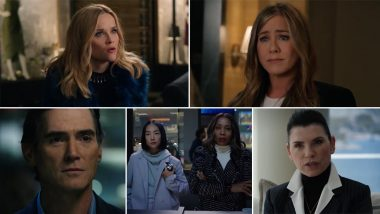 The Morning Show Season 2: Jennifer Aniston, Reese Witherspoon's Apple TV+ Show to Arrive on September 17 (Watch Video)