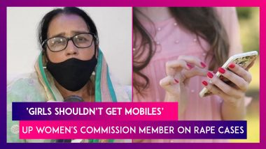 Meena Kumari, UP Women's Commission Member Makes Outrageous Claim: Girls Should Not Be Given Cell Phones
