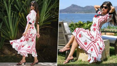 Summer Fashion Idea: Mia Khalifa's Latest Photos in Easy-Breezy Floral Dress Will Give You Major Style Goals!