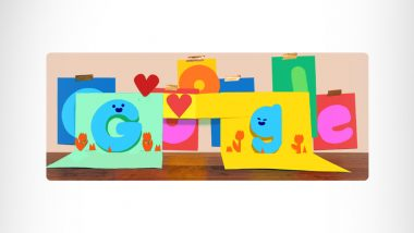 Father's Day 2021 Google Doodle: Search Engine Giant Wishes Happy Father's Day With GIF Greeting Card