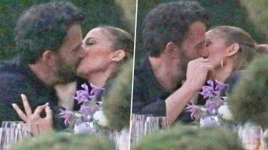 Ben Affleck And Jennifer Lopez Caught Kissing At Malibu, Twitterati Is Celebrating The Return Of Bennifer