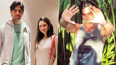 Kiara Advani's Comment on Sidharth Malhotra's Picture Makes Netizens Believe That the Two are Surely Dating