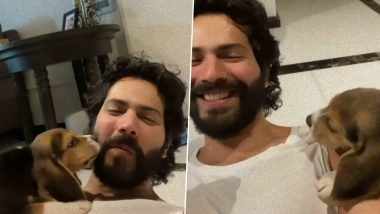 Varun Dhawan Embraces Fatherhood, Says He Is Struggling to Find a Name for His Dog