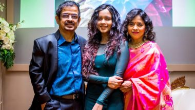Actress Megha Ray Opens Up on Helping Parents Beat COVID-19