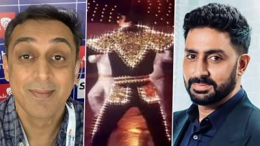 Cricketer Rohan Gavaskar Recalls Wanting to Own Amitabh Bachchan's Iconic Jacket, Abhishek Bachchan Offers Him to Keep It