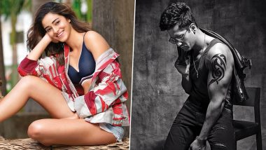 Ananya Panday Features With Her Dog While Vicky Kaushal Is Killing Us With His Sexy Looks in Dabboo Ratnani's Calendar 2021 Photoshoot