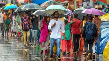 Monsoon 2021: Gujarat Continues to Witness Heavy Rains, Anjar Worst Hit; IMD Forecast Rainfall on June 20 and 21