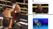 YouTubers vs TikTokers Results: Netizens React As Austin McBroom TKOs Bryce Hall
