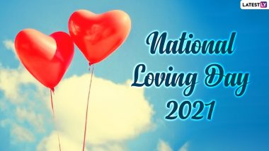 National Loving Day 2021 Greetings: Best Quotes, Wishes, WhatsApp Messages and HD Images to Send to Your Loved Ones on the Special Day