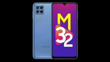 Samsung Galaxy M32 Smartphone To Be Launched Today in India; Check Expected Prices, Features & Specifications
