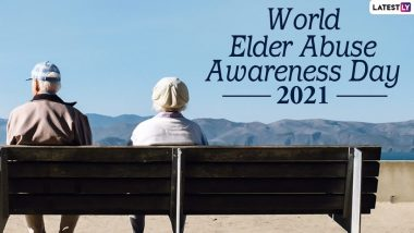 World Elder Abuse Awareness Day 2021: Know Date, History and Significance of the Day that Shed Lights on Problems Elderly Face