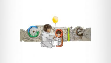Doodle for Google 2021 Winner for US Announced: Milo Golding of Kentucky Wins Contest For His Doodle Titled 'Finding Hope'