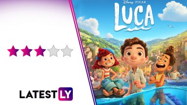 Luca Movie Review: An Endearing Tale of Friendship and Self-Discovery That Has Disney Come Close to Making a LGBTQIA Story (LatestLY Exclusive)