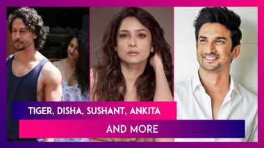 Tiger Shroff, Disha Patani Booked For Violating COVID-19 Norms; Ankita Lokhande's Cryptic Message A Year After Sushant Singh Rajput's Last Instagram Post