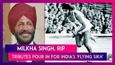 Milkha Singh, RIP: Tributes For India's 'Flying Sikh' By Virat Kohli, Sachin Tendulkar, Mary Kom, P T Usha & More
