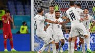 Euro 2020 Day 6 Schedule: Today's Match With Kick-Off Time in IST, Upcoming Fixtures and Updated Points Table