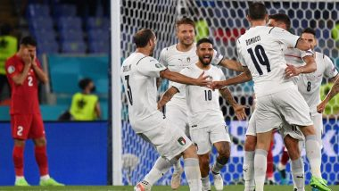 Euro 2020 Day 14 Schedule: Today's Matches With Kick-Off Time in IST, Upcoming Fixtures and Live Streaming Details Of Round of 16 Fixtures