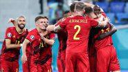 Belgium 3-0 Russia, Euro 2020 Result: Romelu Lukaku Scores Twice As Red Devils Register Commanding Win (Watch Goal Video Highlights)
