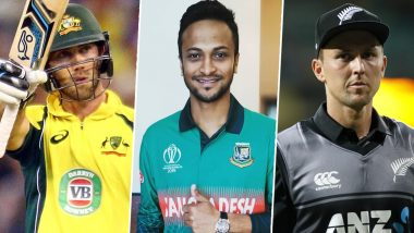 IPL 2021 UAE Leg: Glenn Maxwell, Shakib Al Hasan and Other Overseas Players Who Are Likely to Miss Resumption of Indian Premier League 14