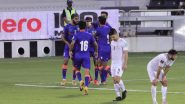 India 1-1 Afghanistan, 2022 FIFA World Cup Qualifiers: Igor Stimac's Team Secure Third Place in Group E After Draw
