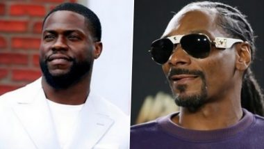 Kevin Hart, Snoop Dogg Will Be Recapping Tokyo Olympics 2021 For Peacock