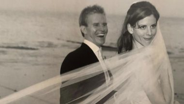 Throwback Thursday: Suits Star Sarah Rafferty Shares a Picture From Her Wedding