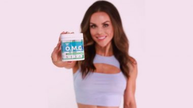 HardBody Supplement's,  OMG Natural, Organic Pre-Workout Powder For Men and Women