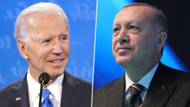 Joe Biden Eyes to Fortify Turkey Relations in First Meet With Recep Tayyip Erdogan in Brussels
