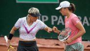 Barbora Krejcikova/Katerina Siniakova vs Iga Swiatek/Bethanie Mattek-Sands, French Open 2021 Live Streaming Online: How to Watch Free Live Telecast of Women's Doubles Final Tennis Match in India?