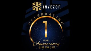 Digital Platform Invezor Celebrates Its Anniversary After Reaching Great Heights in Its Premiere Year