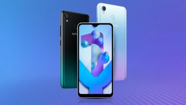 Vivo Y1s 3GB RAM Variant Launched in India at Rs 9,490; Check Features & Specifications
