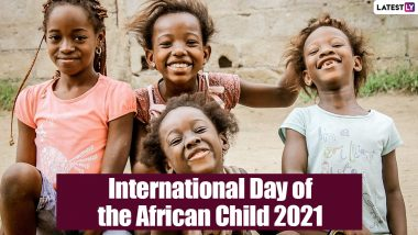 International Day of the African Child 2021: From Date, History and Significance, All You Need To Know About The Day Creating Awareness On The Importance of Educating Children In Africa