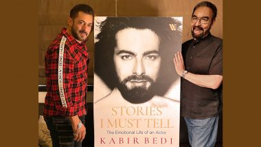 Salman Khan Gets Candid About Owning Mistakes While Discussing Kabir Bedi's Autobiography