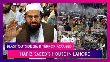 Blast Outside 26/11 Terror Accused Hafiz Saeed's House In Lahore, Pakistan; Three Killed, Over 20 Injured