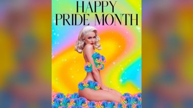 Paris Hilton Celebrates Pride Month With a Heartwarming Instagram Post, Says 'I Send My Love to the LGBTQ+ Community'