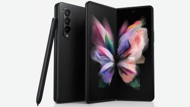 Samsung Galaxy Z Fold3 Might Come With S-Pen Pro Support, Check Leaked Price Here