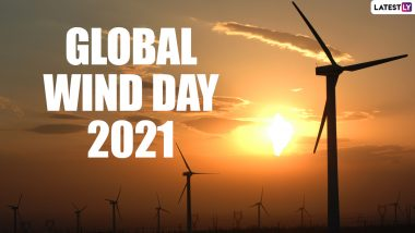 Global Wind Day 2021 Date and Significance: Know History of the Day that Promotes Wind Energy