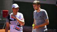 Andrey Golubev/Alexander Bublik vs Nicolas Mahut/Pierre-Hugues Herbert, French Open 2021 Live Streaming Online: How to Watch Free Live Telecast of Men's Doubles Final Tennis Match in India?