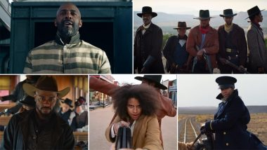 The Harder They Fall Teaser: Idris Elba, Regina King's Netflix Film Serves Stylish and Snappy Western Action (Watch Video)