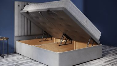 UK's Only Super Deep Ottoman Bed Available at So Soft Beds