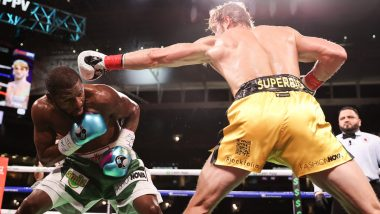 Floyd Mayweather vs Logan Paul Fight: Netizens Disappointed After Exhibition Bout Ends Without a Knockout