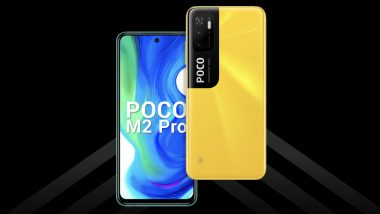 Poco M3 Pro 5G With Triple Rear Cameras Launched in India at Rs 13,999