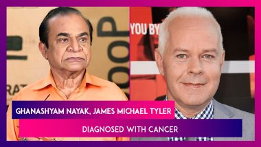 Taarak Mehta Ka Ooltah Chashmah's Ghanashyam Nayak Being Treated For Cancer, Resumes Shoot; James Michael Tyler, Friends Gunther, Battling With Stage 4 Prostate Cancer