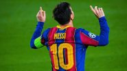 Lionel Messi Birthday Special: Netizens Send Wishes to Barcelona Superstar Who Turned 34 Today