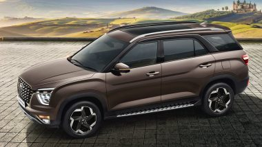 2021 Hyundai Alcazar SUV Launching Today in India, Watch LIVE Streaming Here