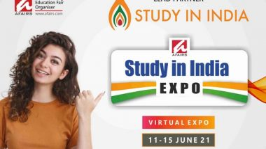 Business News | STUDY IN INDIA Virtual Expo-- Reaching out to Global Students for Indian Education